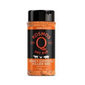 Kosmos Q - Spicy Killer Bee Chipotle Honey Rub