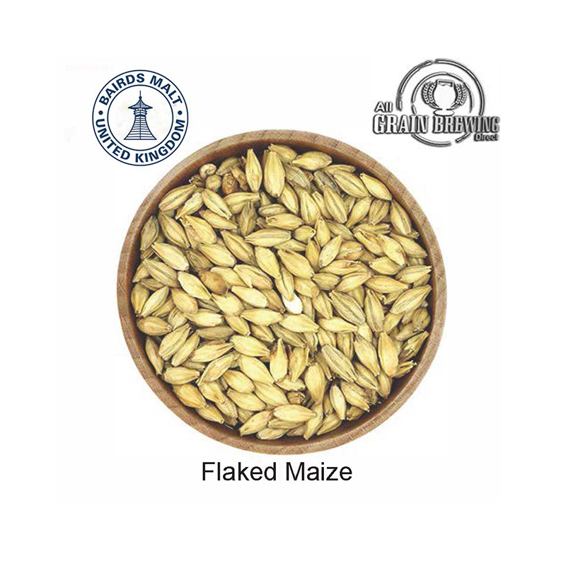 Bairds - Flaked Maize