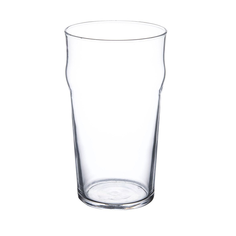 Arcoroc Nonic Nucleated Beer Glasses 570ml