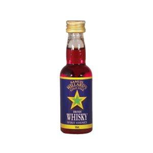 Samuel Willards Gold Star Irish Whisky