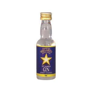 Samuel Willards Gold Star St. James Gin