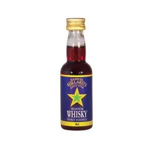 Samuel Willards Gold Star Scotch Whisky