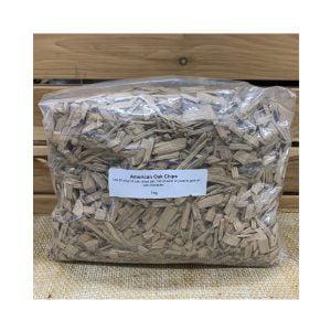 American Oak Chips - 1kg