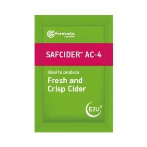 SafCider Yeast AC-4 Crisp