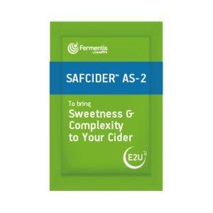 SafCider Yeast AS-2 Sweet