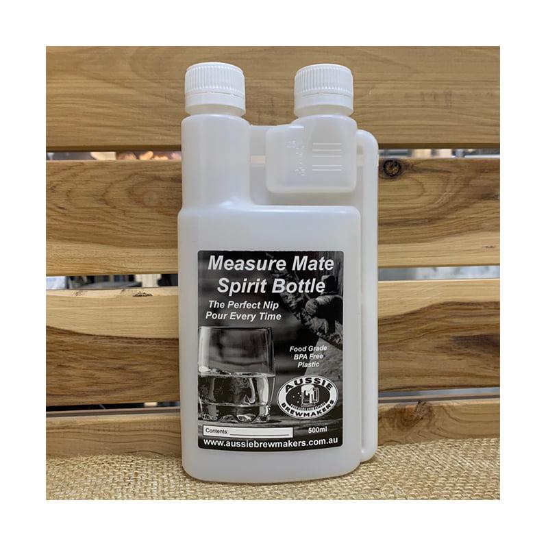 Measure Mate Spirit Bottle