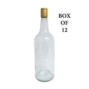 Bottle – Spirit Round 1125ml – Box of 12